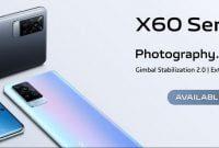 Spesifikasi Dan Harga Hp Vivo X60 Pro 5G