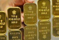 Harga Emas Hari Ini, Kamis 15 Juli 2021